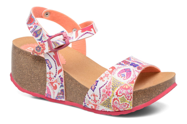 Sandals Desigual SHOES_BIO 7 Multicolor detailed view/ Pair view