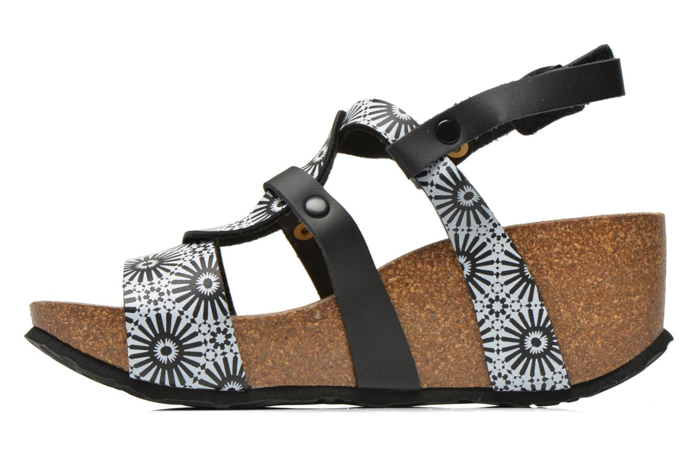 Sandales et nu-pieds Desigual SHOES_BIO 9 ANISSA ALHAMBRA Multicolore vue face