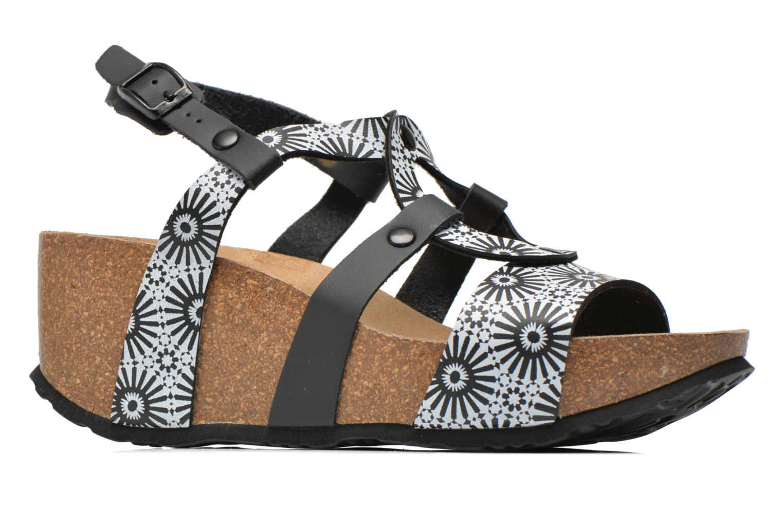 Sandales et nu-pieds Desigual SHOES_BIO 9 ANISSA ALHAMBRA Multicolore vue derrière