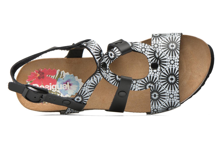 Sandales et nu-pieds Desigual SHOES_BIO 9 ANISSA ALHAMBRA Multicolore vue gauche