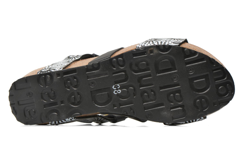Sandales et nu-pieds Desigual SHOES_BIO 9 ANISSA ALHAMBRA Multicolore vue haut
