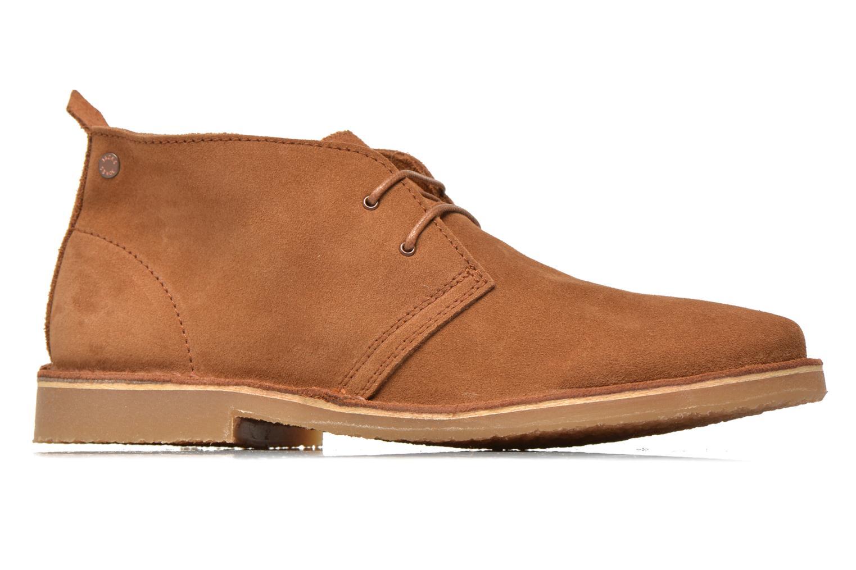 Chaussures à lacets Jack & Jones JJ Gobi Marron vue derrière