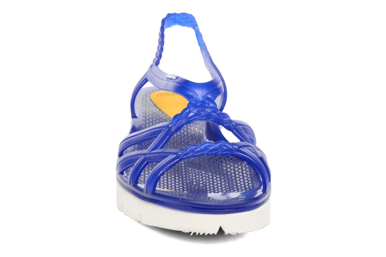 Sandalen Lemon Jelly Miaki blau schuhe getragen