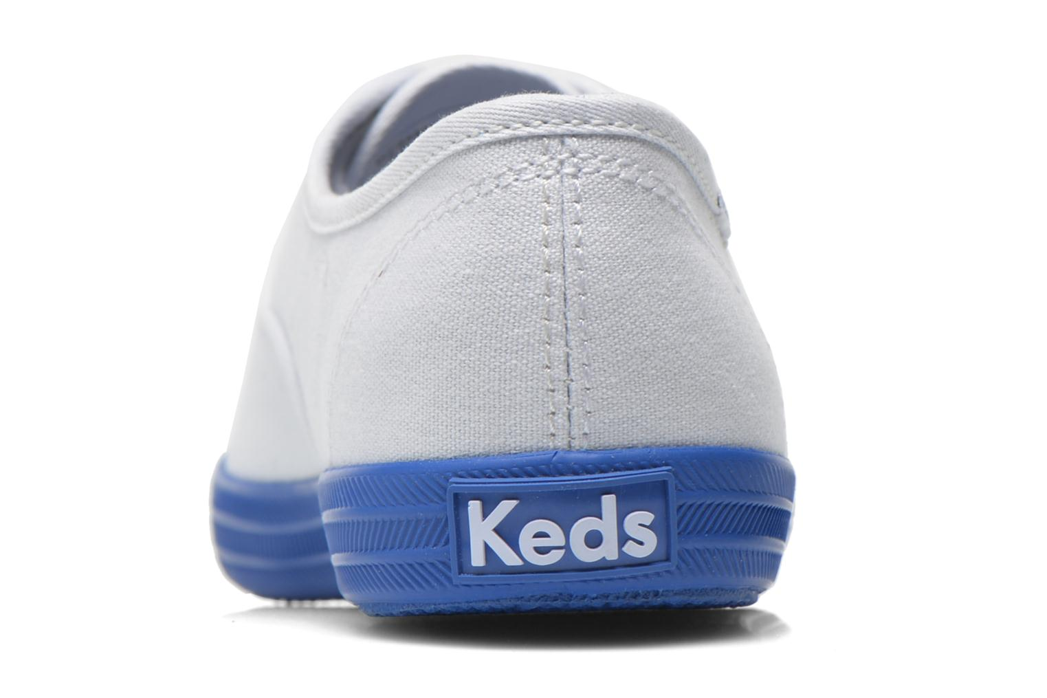 Sneakers Keds Champion CVO W Wit rechts