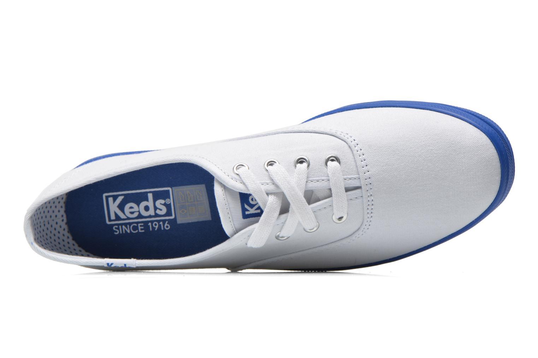 Sneaker Keds Champion CVO W weiß ansicht von links