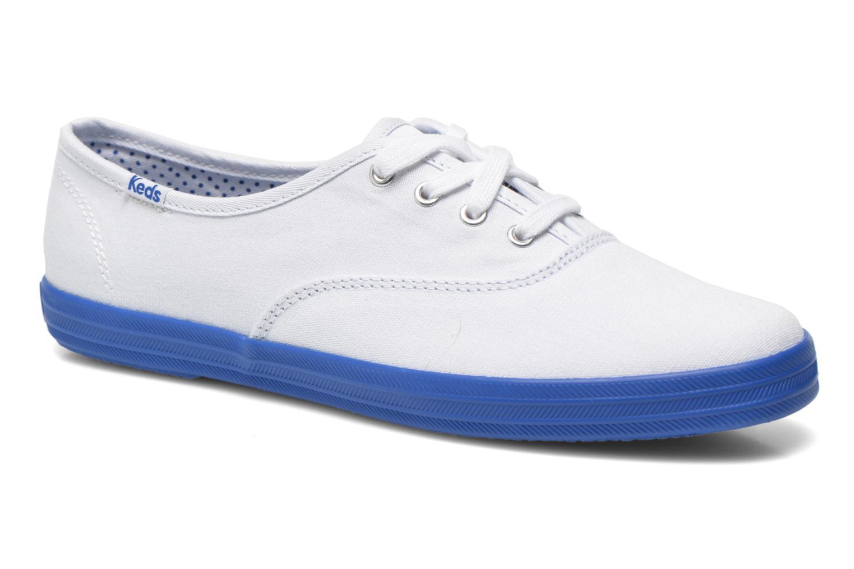 Sneakers Keds Champion CVO W Hvid detaljeret billede af skoene