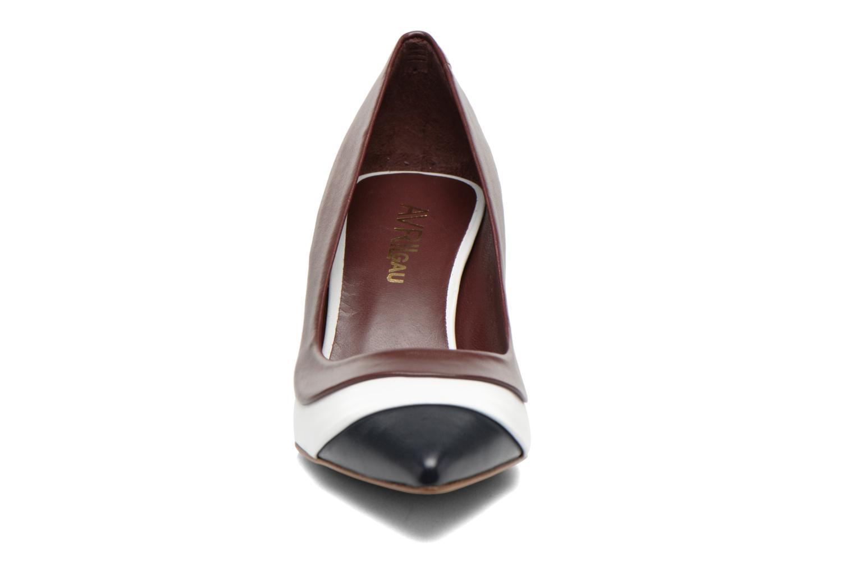 Escarpins Avril Gau Mironda Multicolore vue portées chaussures
