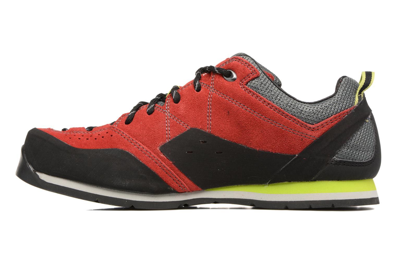 Zapatillas de deporte Millet Rockway Rojo vista de frente