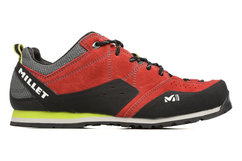 Zapatillas de deporte Millet Rockway Rojo vistra trasera