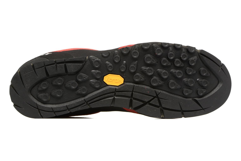 Zapatillas de deporte Millet Rockway Rojo vista de arriba