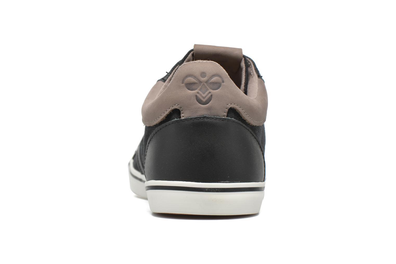 Sneaker Hummel Deuce Court Premium schwarz ansicht von rechts