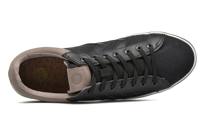 Sneaker Hummel Deuce Court Premium schwarz ansicht von links