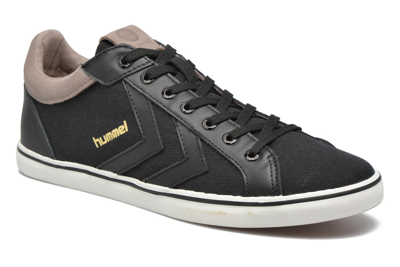Sneaker Hummel Deuce Court Premium schwarz detaillierte ansicht/modell