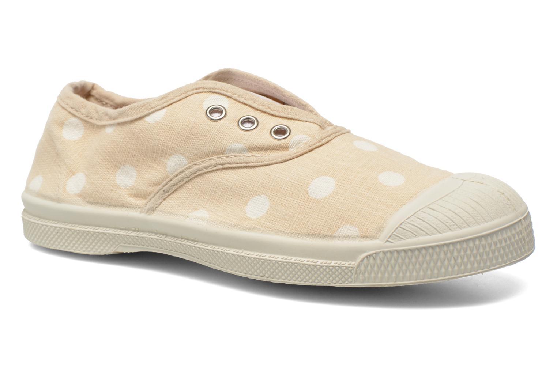 Sneaker Bensimon Tennis Elly Pastel Pastilles E beige detaillierte ansicht/modell