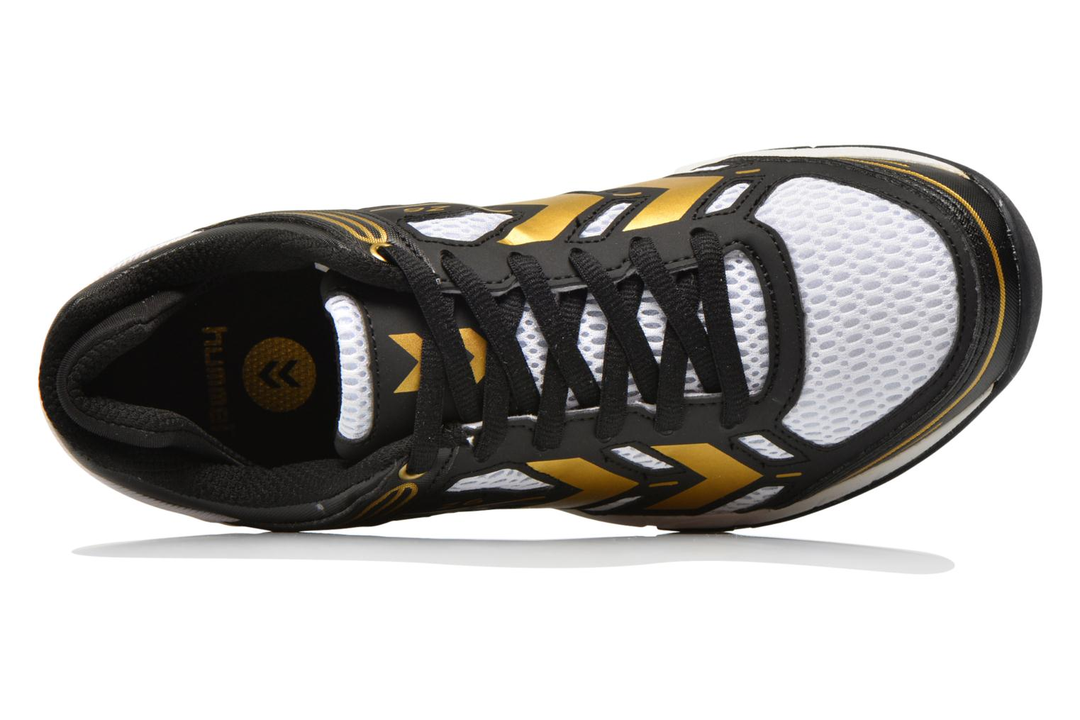 Sport shoes Hummel Omnicourt Z6 Black view from the left