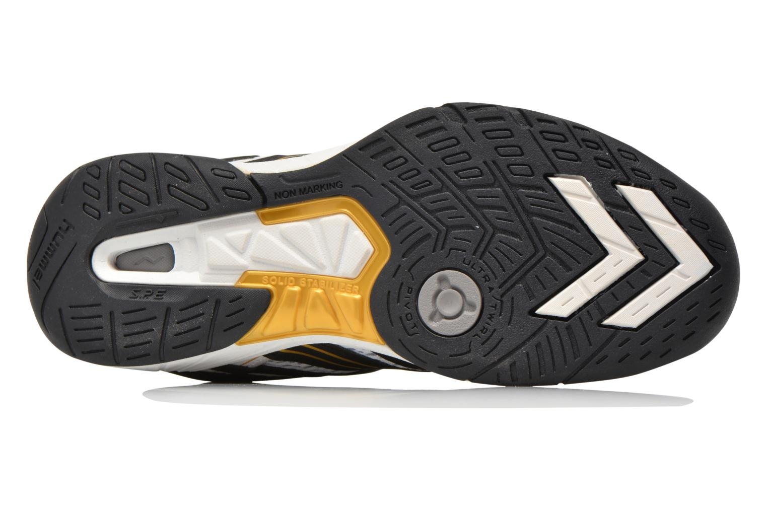 Sport shoes Hummel Omnicourt Z6 Black view from above