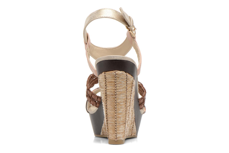Sandales et nu-pieds Bullboxer Solario Multicolore vue droite