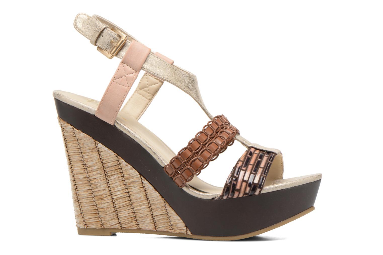 Sandales et nu-pieds Bullboxer Solario Multicolore vue derrière