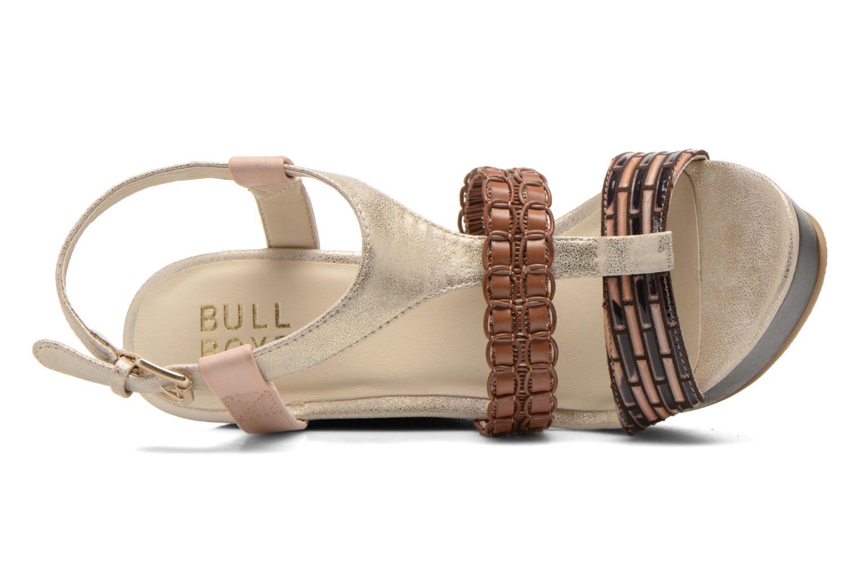 Sandales et nu-pieds Bullboxer Solario Multicolore vue gauche