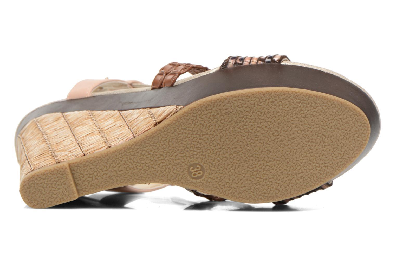 Sandales et nu-pieds Bullboxer Solario Multicolore vue haut