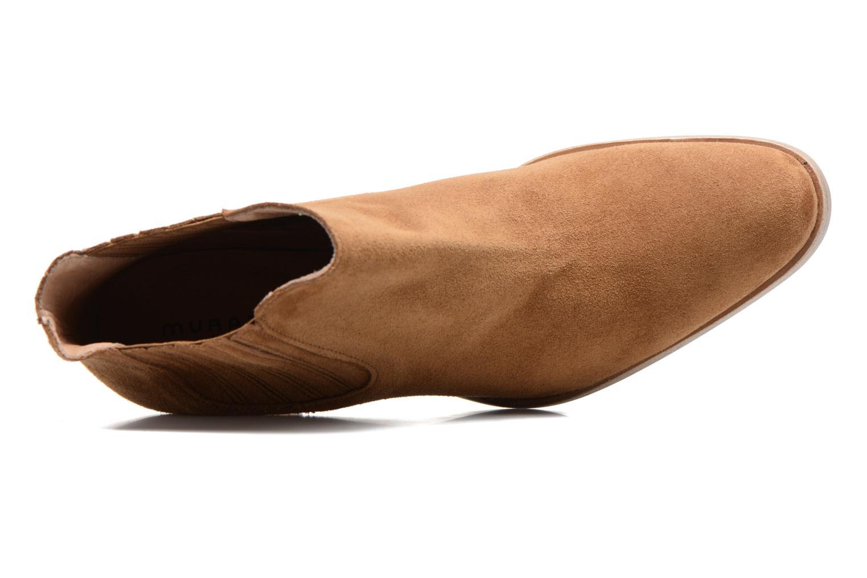 Bottines et boots Muratti Bloody Marron vue gauche