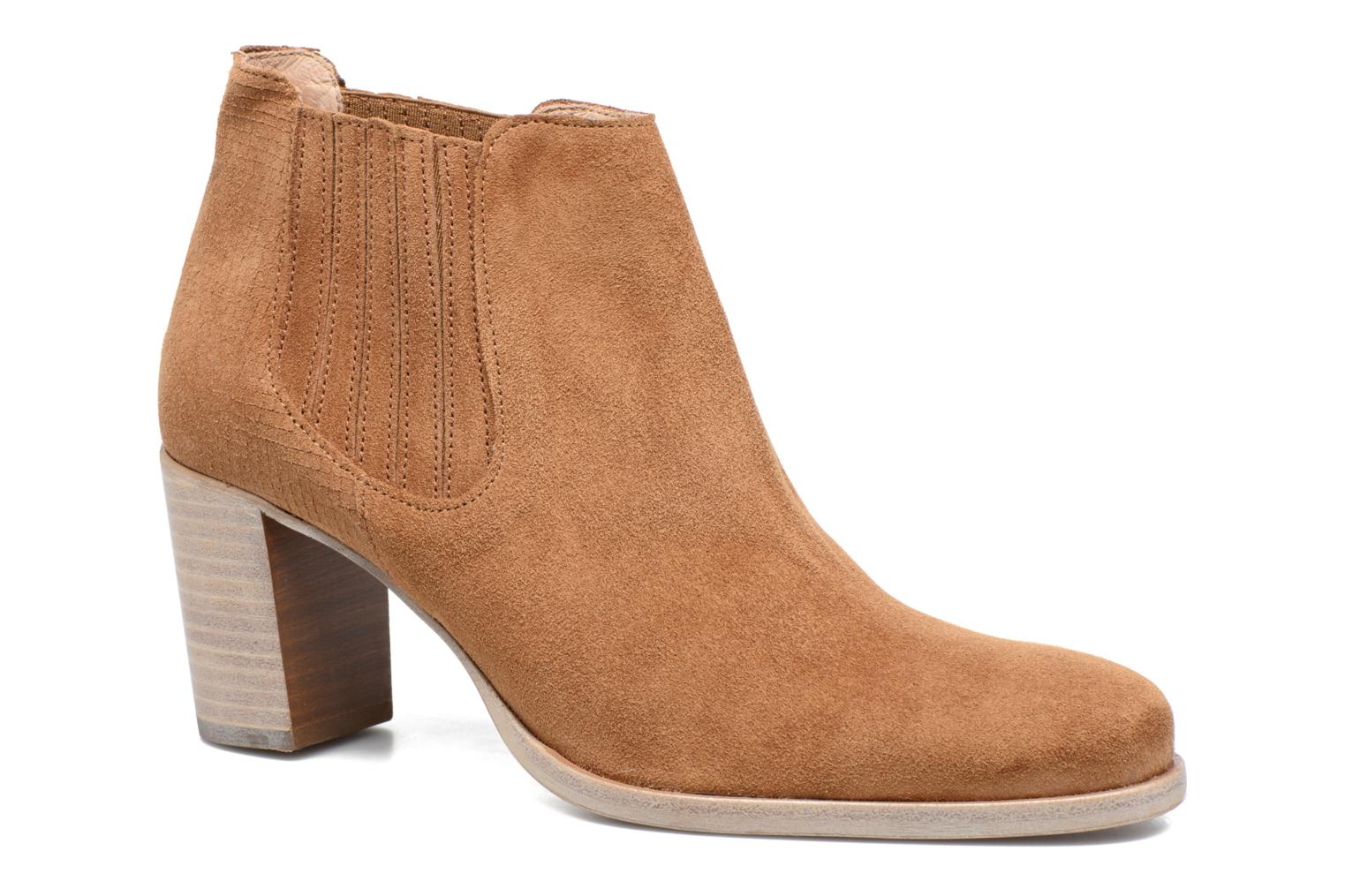 Ankle boots Muratti Bloody Brown detailed view/ Pair view