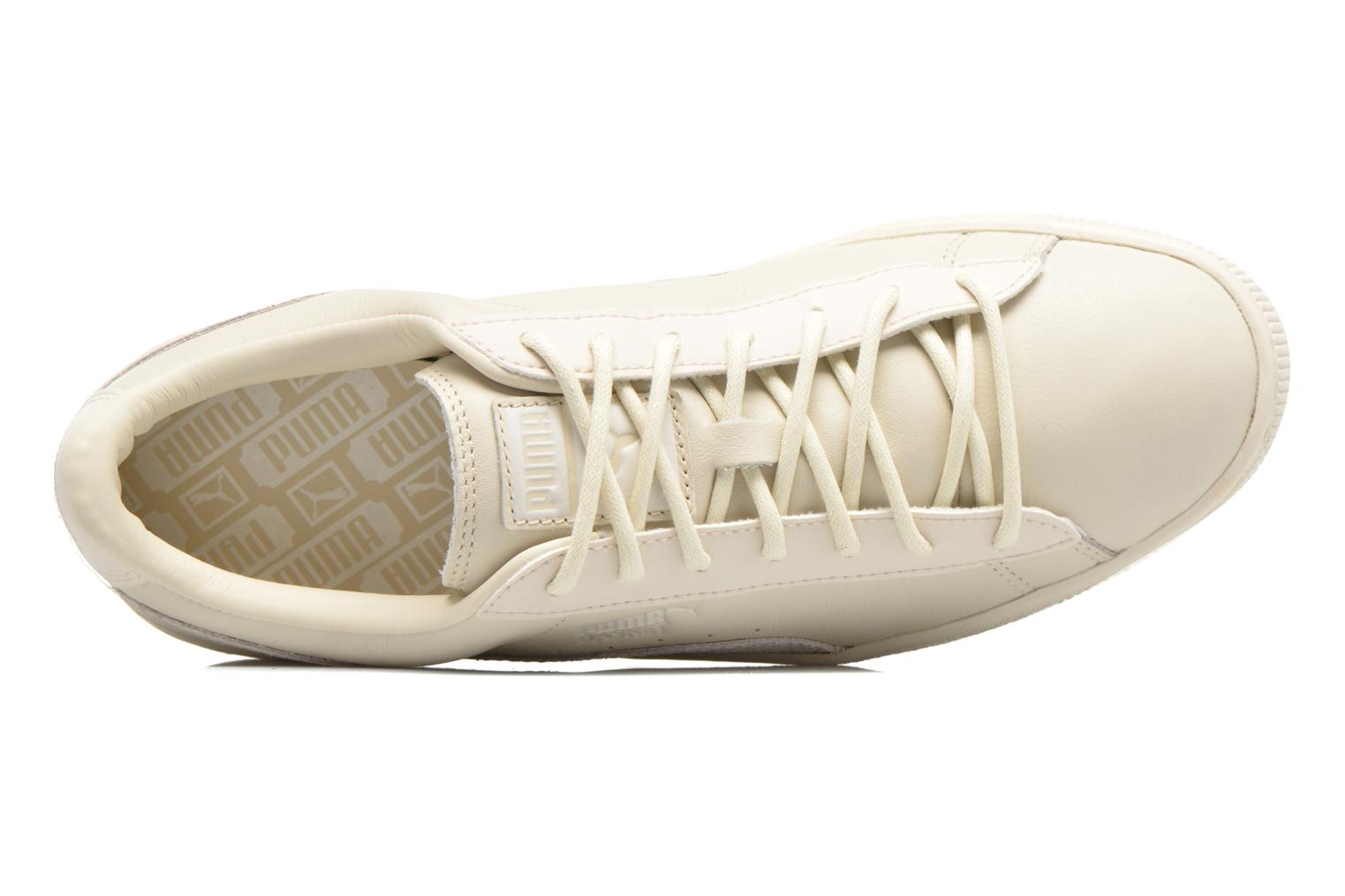 Trainers Puma Basket Classic Citi Beige view from the left