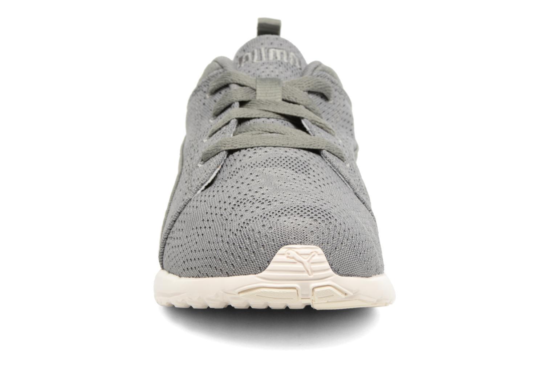 Zapatillas de deporte Puma Carson Camo Mesh Verde vista del modelo