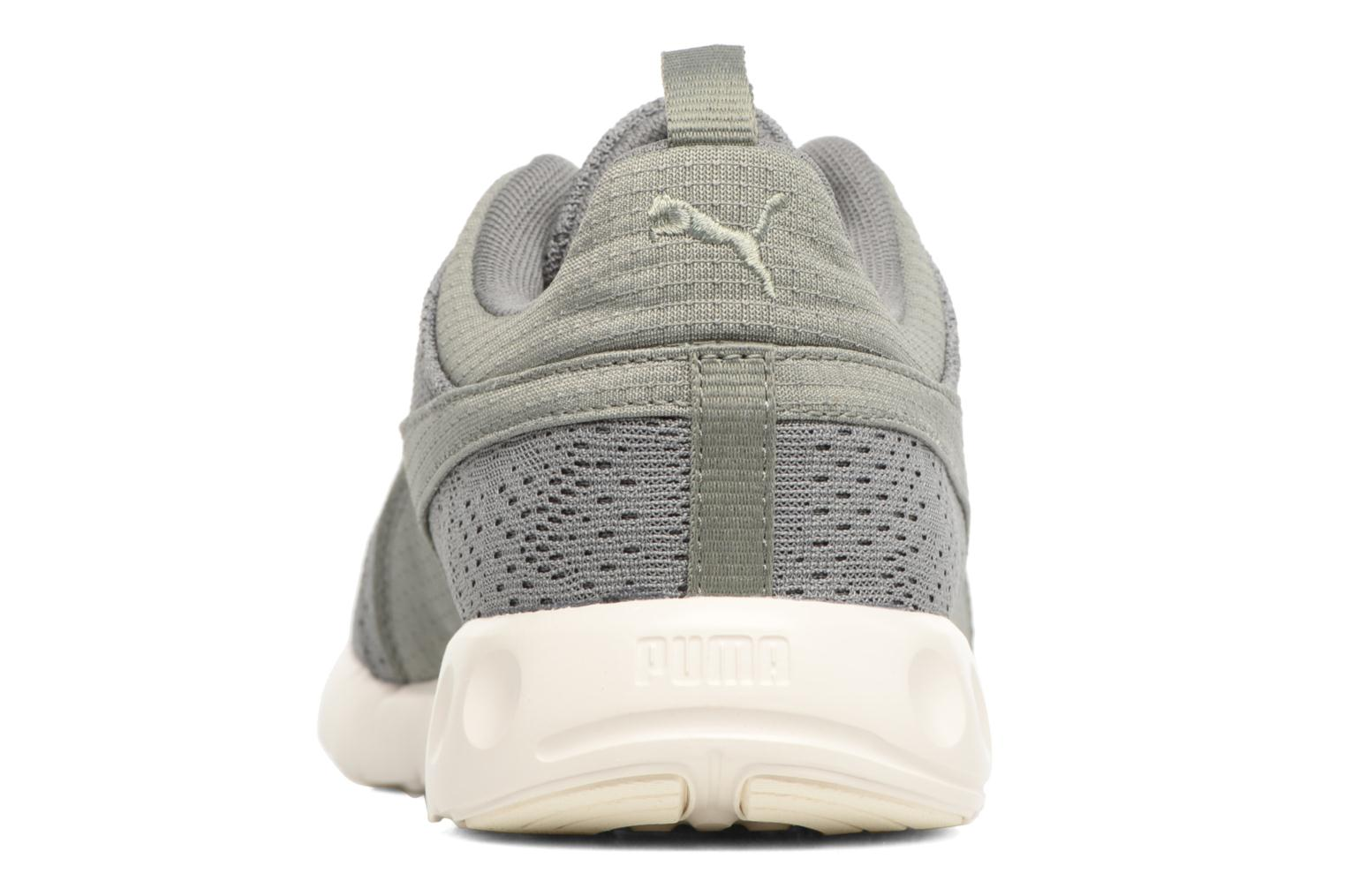 Sport shoes Puma Carson Camo Mesh Green view from the right
