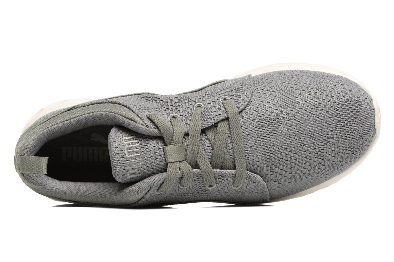 Zapatillas de deporte Puma Carson Camo Mesh Verde vista lateral izquierda