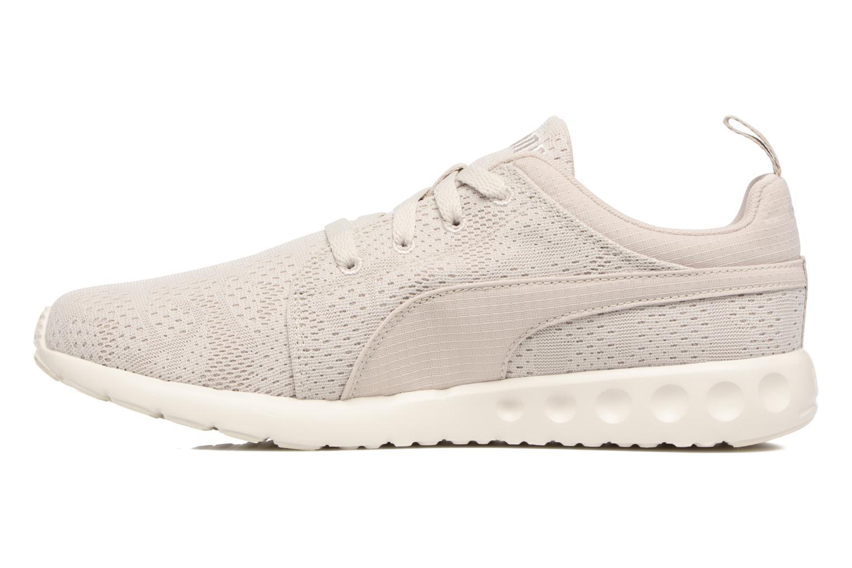 Chaussures de sport Puma Carson Camo Mesh Beige vue face