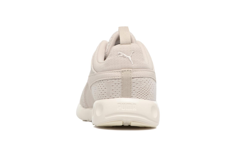 Chaussures de sport Puma Carson Camo Mesh Beige vue droite