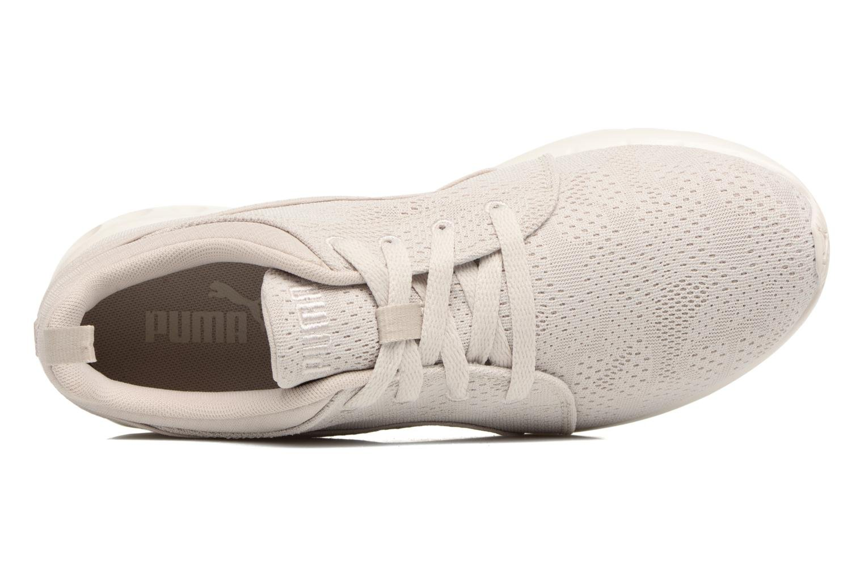 Chaussures de sport Puma Carson Camo Mesh Beige vue gauche