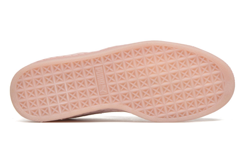 Sneakers Puma WNS Suede Mono Ref Rosa immagine dall'alto