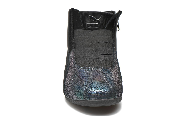Sneakers Puma WNS Eskiva Mid DS Nero modello indossato