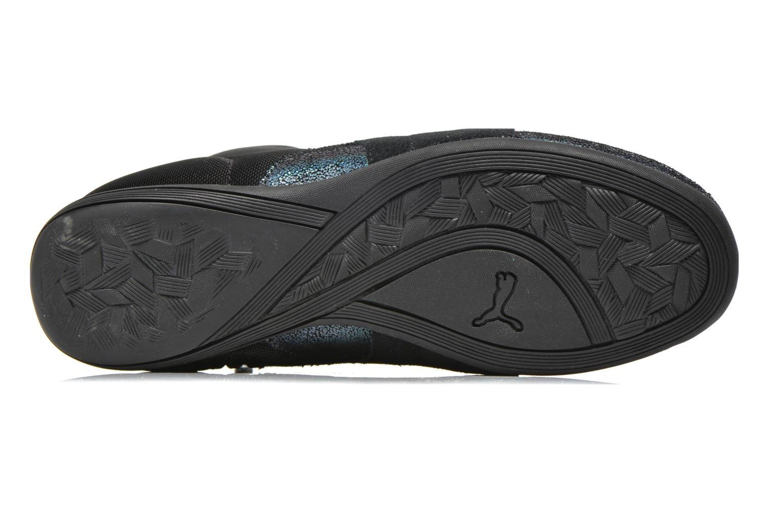 Trainers Puma WNS Eskiva Mid DS Black view from above