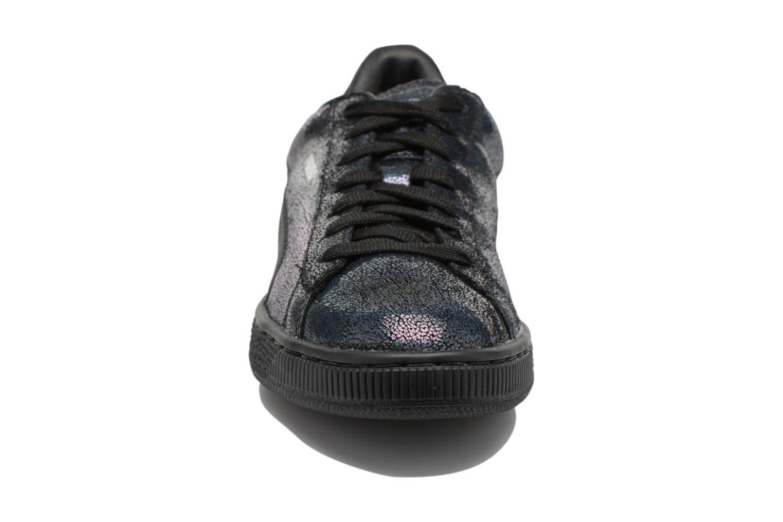 Baskets Puma WNS Basket Deep Summer Multicolore vue portées chaussures
