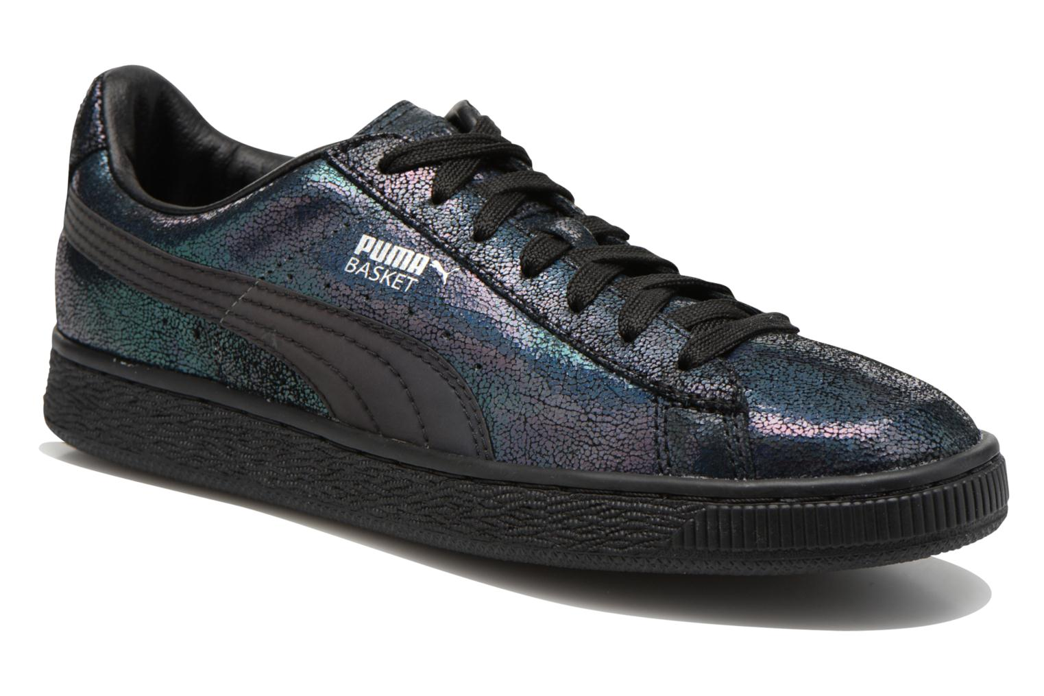 Sneakers Puma WNS Basket Deep Summer Multicolor detail