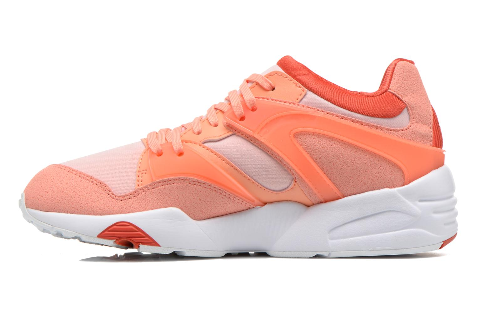 Baskets Puma WNS Blaze Filtered Trinomic Orange vue face