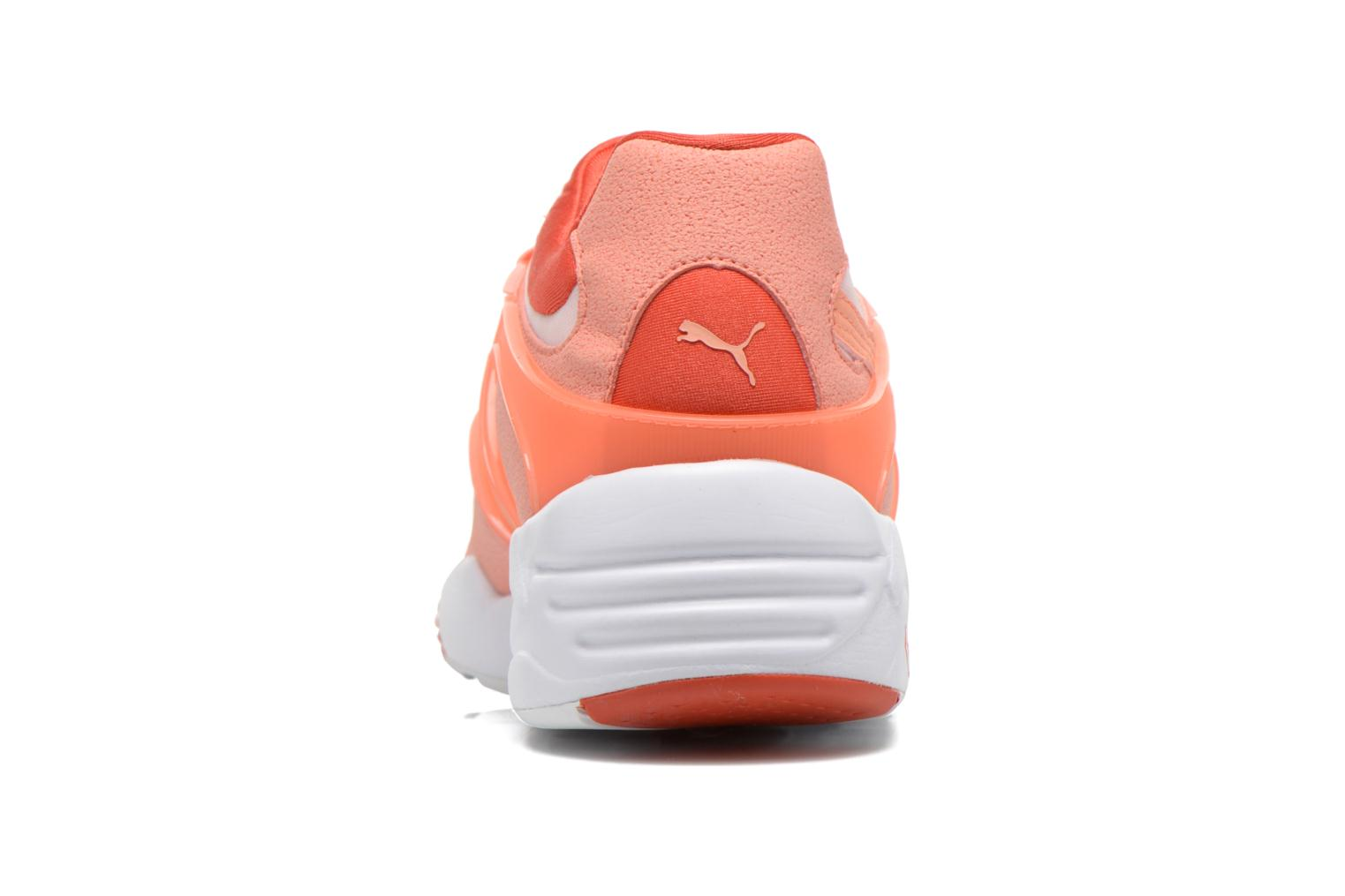 Baskets Puma WNS Blaze Filtered Trinomic Orange vue droite
