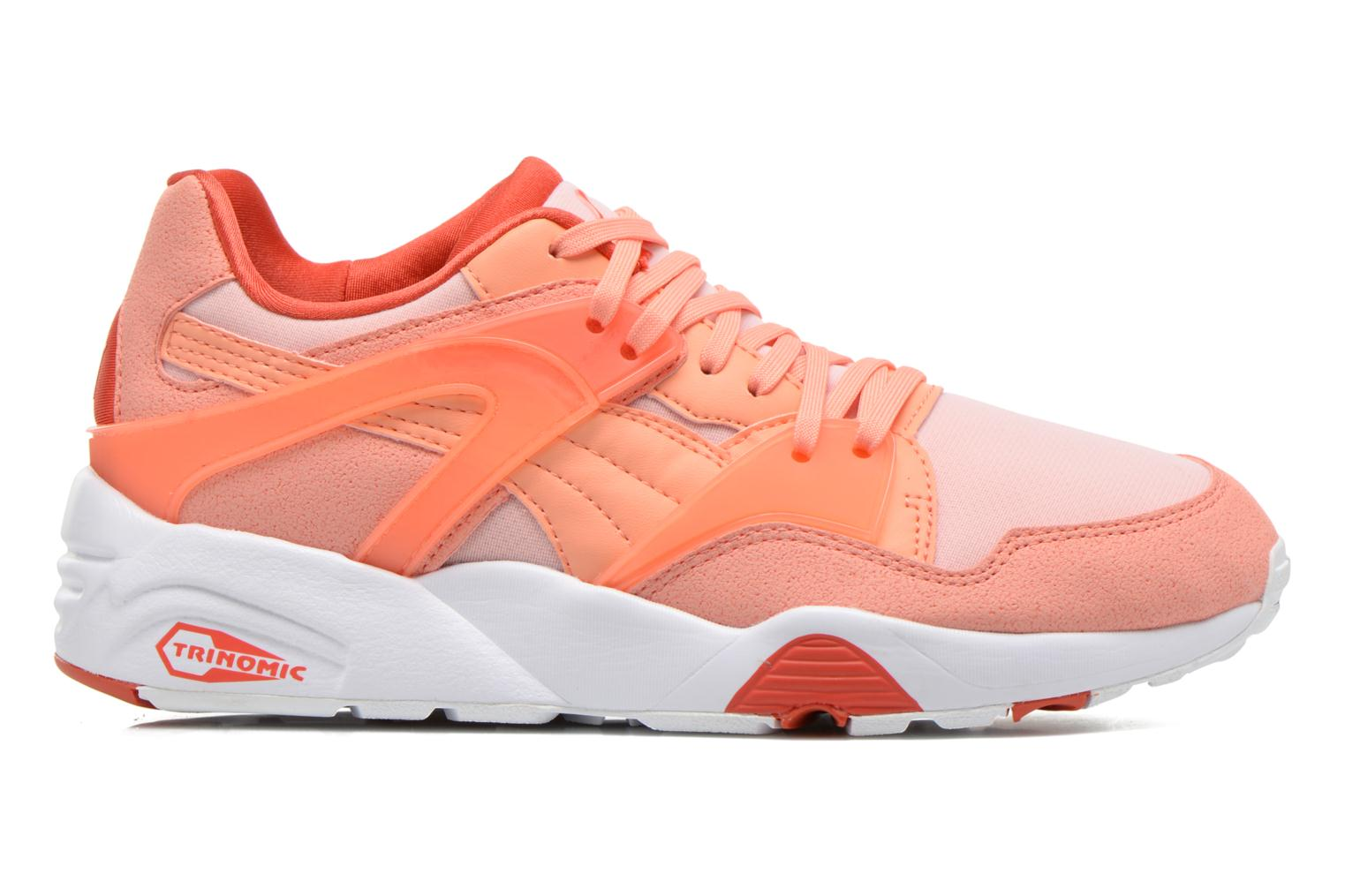 Baskets Puma WNS Blaze Filtered Trinomic Orange vue derrière