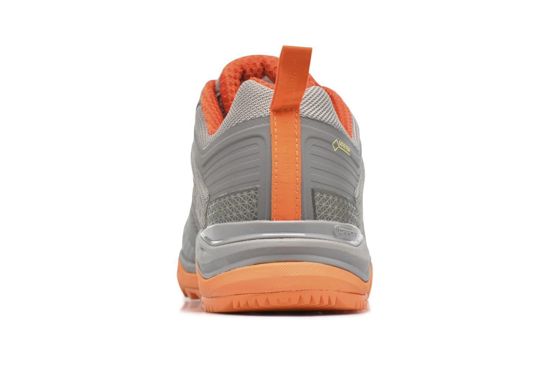 Chaussures de sport The North Face Ultra Fastpack II GTX Marron vue droite