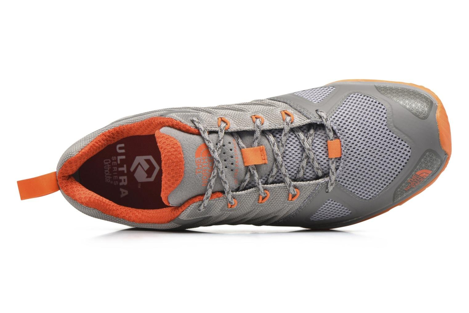 Sport shoes The North Face Ultra Fastpack II GTX Brown view from the left