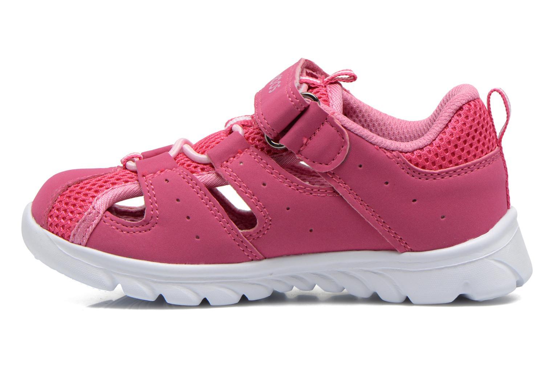 Sneakers Kangaroos Rock lite Pink se forfra