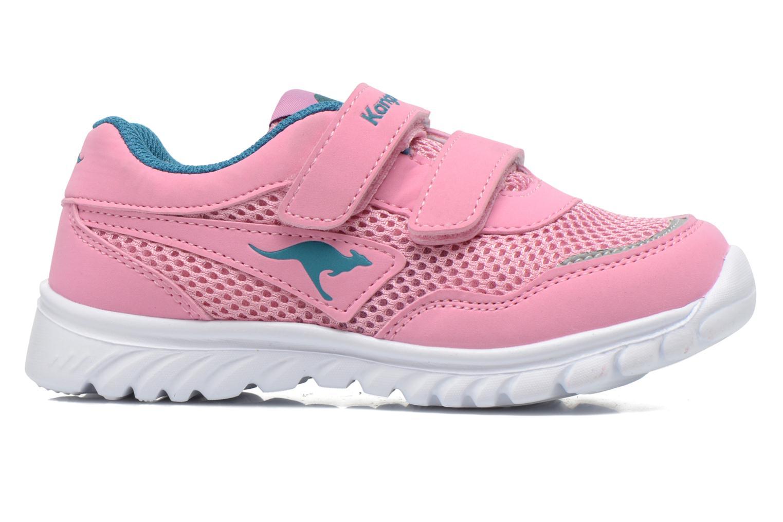 Sneaker Kangaroos Inlite 3003B rosa ansicht von hinten