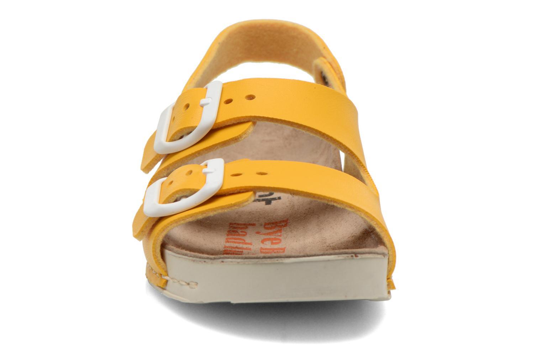 Sandales et nu-pieds Art A433 I Play Jaune vue portées chaussures