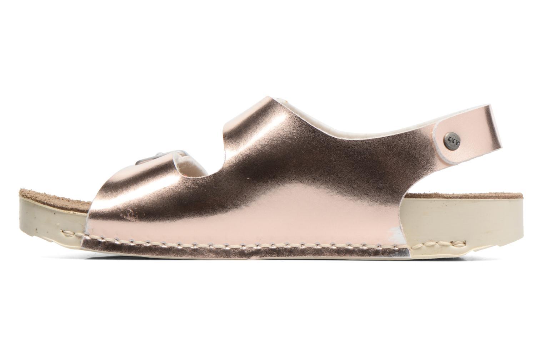 Sandalen Art A433 I Play gold/bronze ansicht von vorne