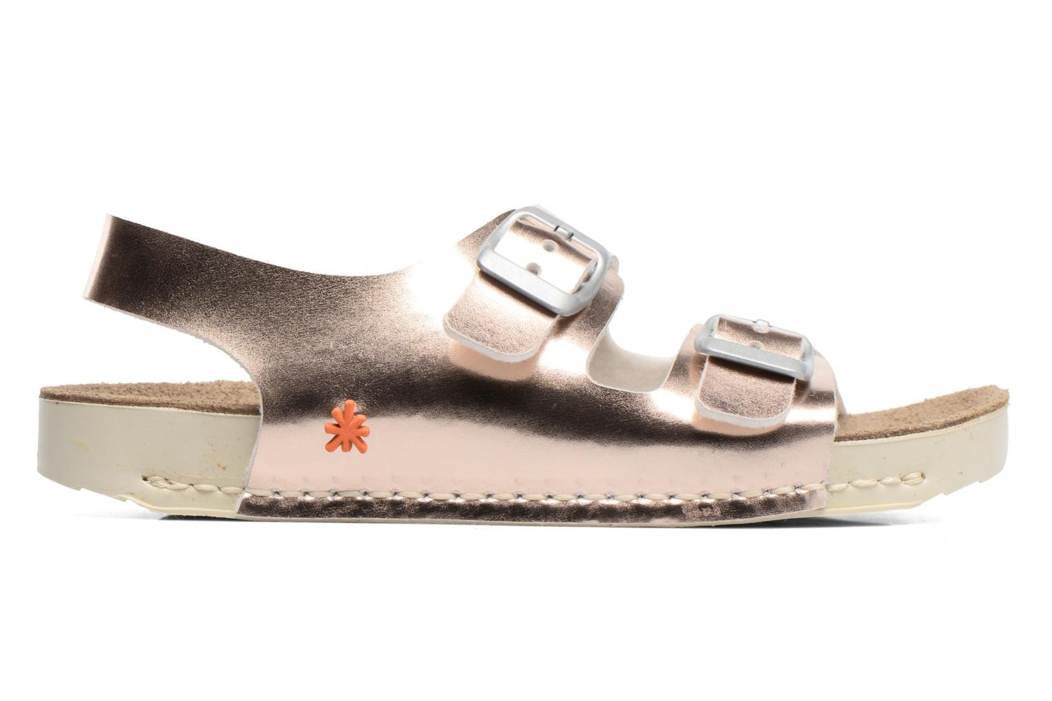 Sandals Art A433 I Play Bronze and Gold back view