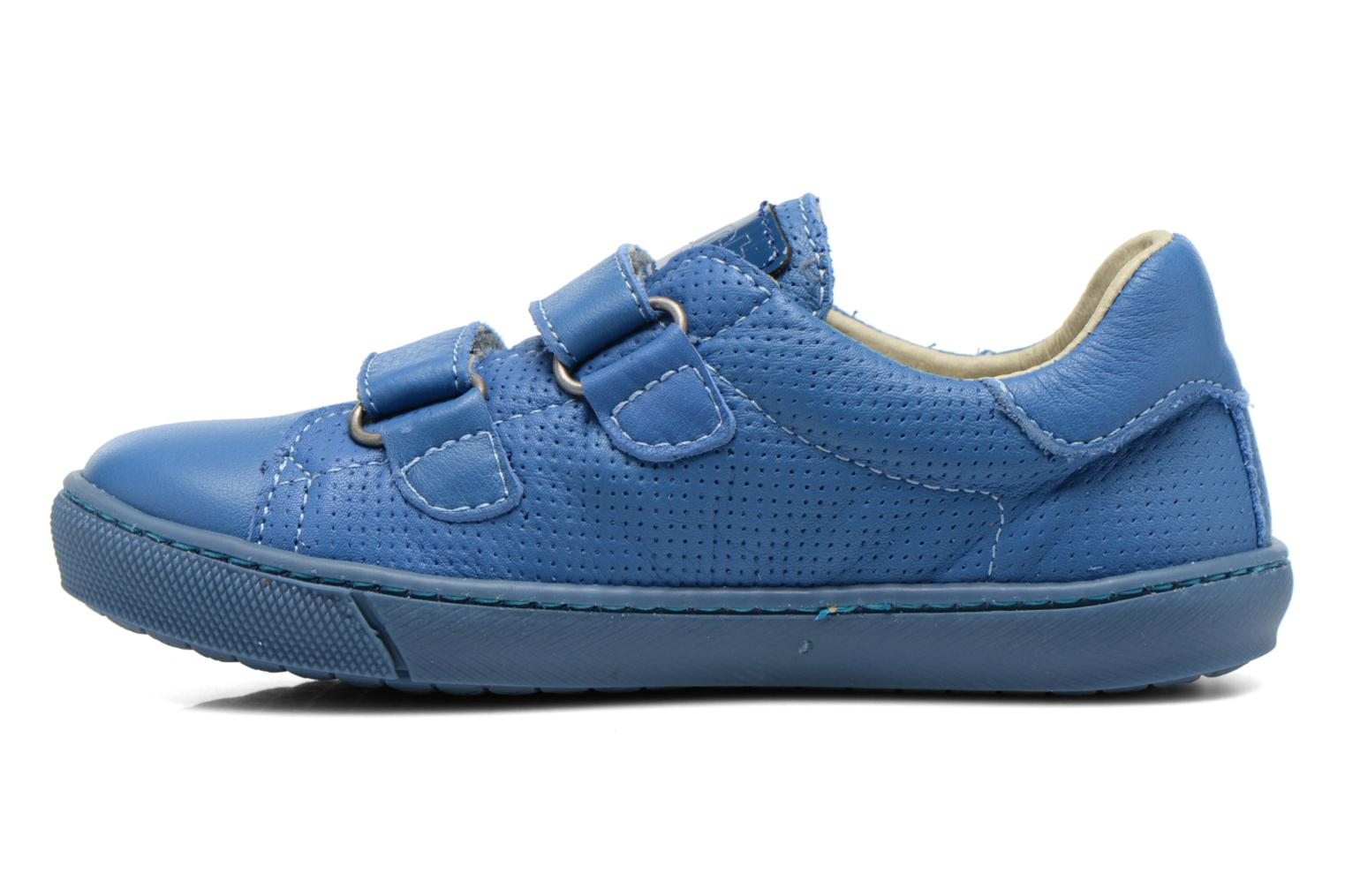 Trainers Art A537 Dover Blue front view