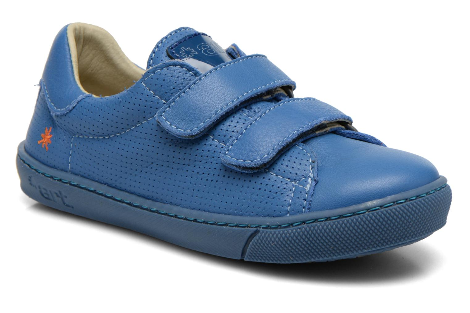 Trainers Art A537 Dover Blue detailed view/ Pair view